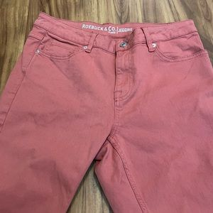 Roebuck and Co Coral Jegging Jeans